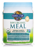 RAW Organic Meal Powder, Original Flavor - 18.3 oz (519 Grams)