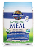 RAW Organic Meal™ Real Raw Vanilla (Mini) 558 Grams