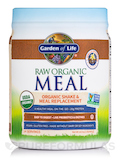 RAW Organic Meal Powder, Vanilla Spiced Chai Flavor - 16 oz (455 Grams)
