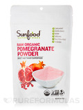 Pomegranate Powder, Organic, Raw - 4 oz (113 Grams)