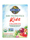 RAW Organic Probiotic Kids Powder - 3.4 oz (96 Grams)
