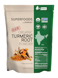 Superfoods - Raw Organic Turmeric Root Powder - 6 oz (170 Grams)
