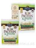 Raw Protein and Greens Chocolate Tray - 10 Packets (10.8 oz / 306 Grams)