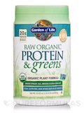 Raw Protein and Greens Lightly Sweet - 23 oz (651 Grams)