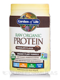 RAW Organic Protein Powder, Chocolate Flavor - 23.4 oz (664 Grams)