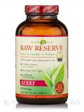 Raw Reserve Greens, Sea Vegetables & Probiotics Berry - 30 Servings (8.5 oz / 240 Grams)