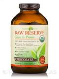 Raw Reserve Greens & Protein Chocolate - 11.5 oz (327 Grams)