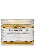Raw Shea Butter Hand & Body Scrub - 12 oz (340 Grams)