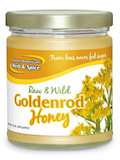 Raw & Wild Goldenrod Honey - 10 oz (283 Grams)