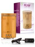 Real Bamboo Ultrasonic Oil Diffuser - 1 Unit