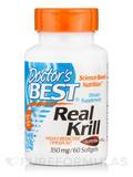 Real Krill 350 mg 60 Softgel Capsules