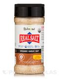 Real Salt - Organic Garlic Salt - 4.75 oz (134 Grams)