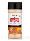 Real Salt- Organic Garlic Salt - 8.25 oz (234 Grams)