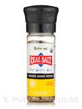 Real Salt - Organic Lemon Pepper - 2.8 oz (79 Grams)