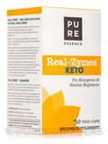 Real-Zymes™ Keto Digestive Enzymes - 30 Vegi-Caps