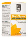 Real-Zymes™ Mediterranean Digestive Enzymes - 30 Vegi-Caps