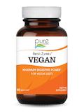 Real-Zymes™ Vegan Digestive Enzymes - 90 Vegi-Caps