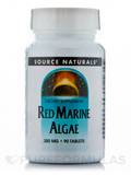 Red Marine Algae 350 mg 90 Tablets