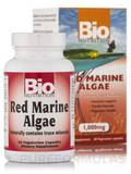 Red Marine Algae 60 Vegetarian Capsules