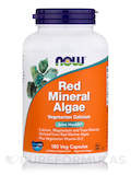 Red Mineral Algae 180 Vegetarian Capsules