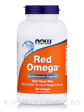 Red Omega 180 Softgels