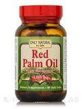 Red Palm Oil - 60 Softgels