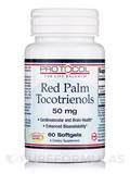 Red Palm Tocotrienols 50 mg 60 Gels