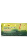 Red Panax Ginseng Extractum Ultra Strength - 10 Vials (10 cc Each)