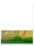 Red Panax Ginseng Extractum Ultra Strength 10 cc 30 Vials