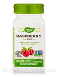 Red Raspberry Leaves 450 mg - 100 Capsules