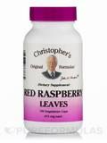 Red Raspberry Leaves 100 Vegetarian Capsules