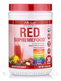Organic Red Supremefood, Berry Flavor - 30 Servings (6.34 oz / 180 Grams)