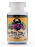 Red Wine Extract with Resveratrol - 60 Tablets