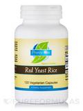Red Yeast Rice 120 Vegetarian Capsules