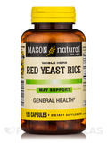 Red Yeast Rice 1200 mg - 120 Capsules