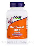 Red Yeast Rice 1200 mg 60 Tablets