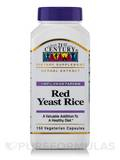 Red Yeast Rice - 150 Vegetarian Capsules
