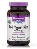 Red Yeast Rice 600 mg - 120 Vegetable Capsules