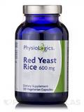 Red Yeast Rice 600 mg 120 Vegetarian Capsules