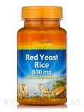 Red Yeast Rice 600 mg - 60 Vegetarian Capsules