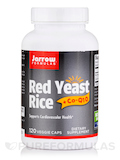 Red Yeast Rice + Co-Q10 - 120 Capsules