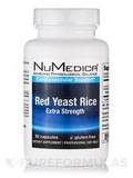 Red Yeast Rice - Extra Strength 90 Vegetable Capsules