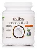 Organic Refined Coconut Oil - 54 fl. oz (1.6 L) (1600 ml)