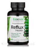 Reflux Health - 60 Vegetable Capsules