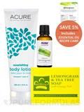 Refreshing Lemongrass Bath & Body Collection - Save 5% on a bundle