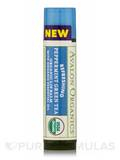 Refreshing Peppermint Green Tea Organic Lip Balm 0.15 oz