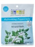 Refreshing Peppermint Mineral Bath Salts (Peppermint Harvest) - 2.5 oz (70.9 Grams)
