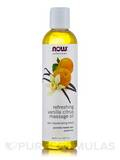 NOW® Solutions - Refreshing Vanilla Citrus Massage Oil - 8 fl. oz (237 ml)
