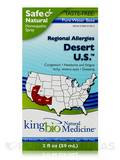 Regional Allergies: Desert U.S. 2 fl. oz