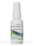 Regional Allergies: Great Lakes U.S. - 2 fl. oz (59 ml)